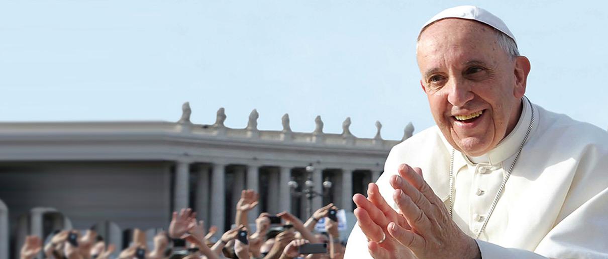 Le Pape Francois, OPM