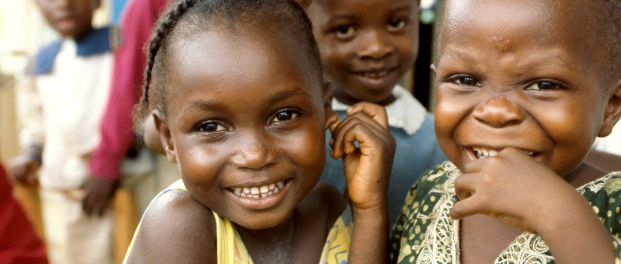 Enfance missionnaire
