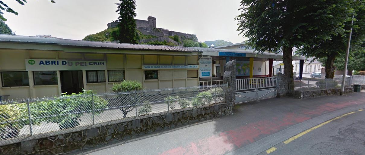 Espace Mission Lourdes