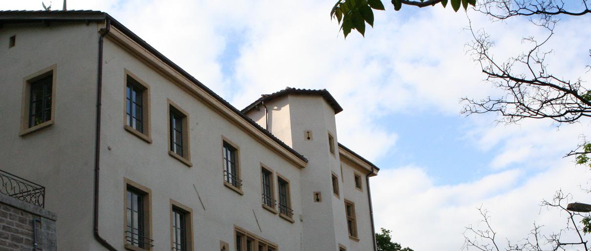 Maison de Lorette, Pauline Jaricot