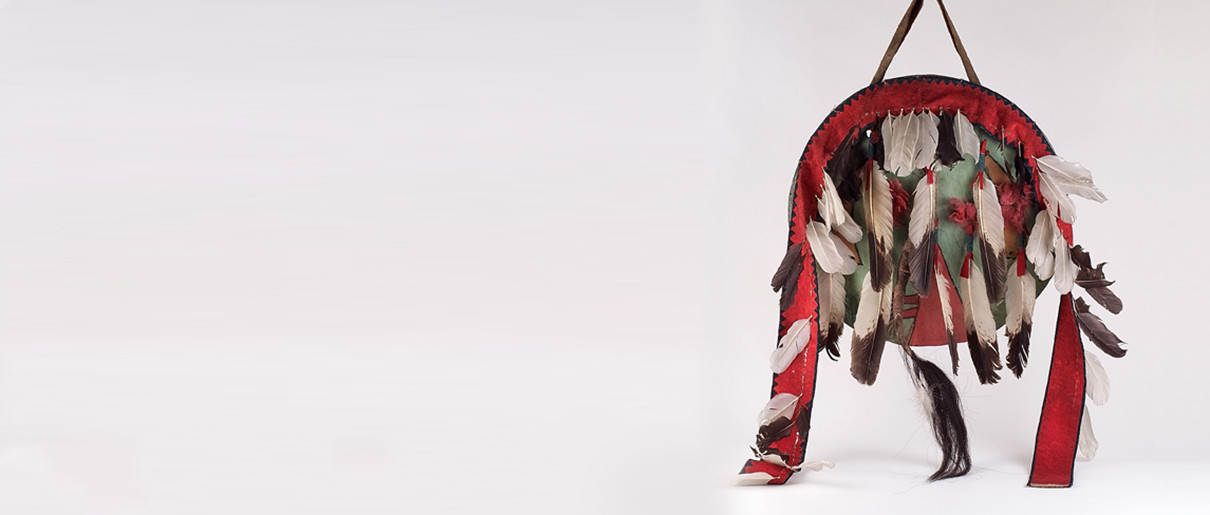 Bouclier et sa couverture