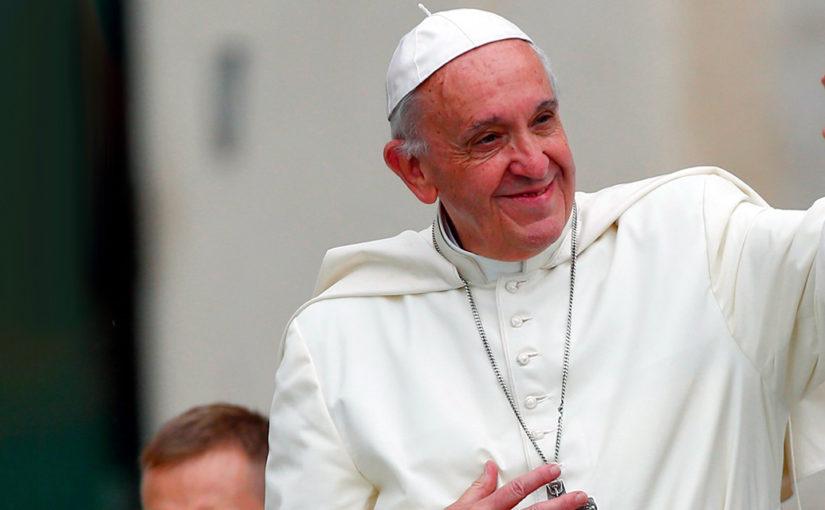 Intention prière pape Francois