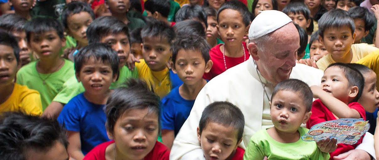 pape François Philippinnes