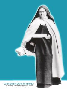La patronne des Missions - Sainte Thérèse de l'Enfant Jésus