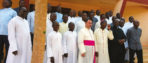 missionnaire à Ouagadougou