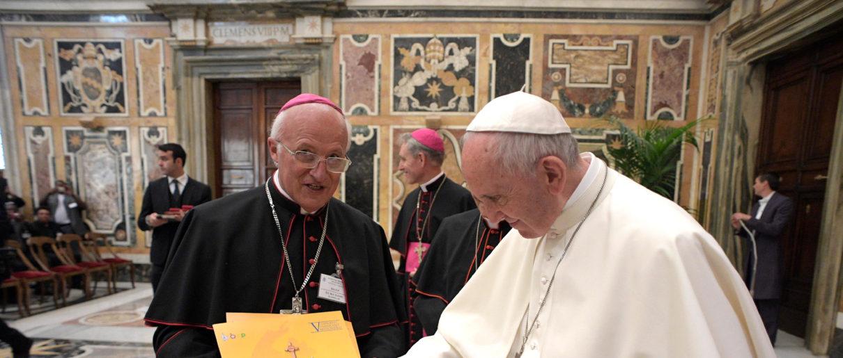 Lettre du pape François pour le centenaire de « Maximum illud »