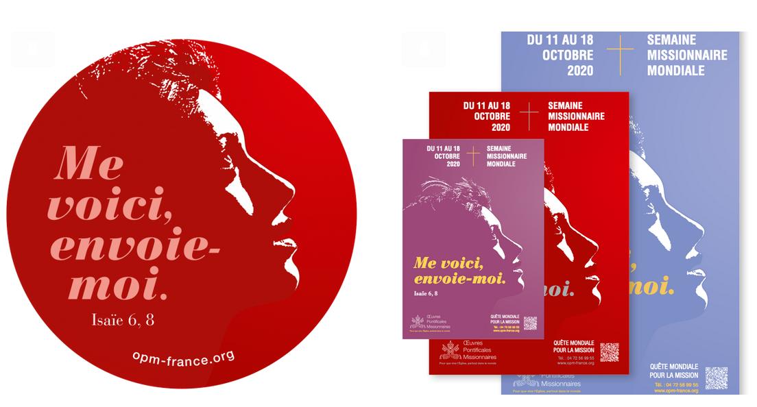 💪PRÉPAREZ LA SEMAINE MISSIONNAIRE du 11 au 18 octobre 2020 grâce à notre  kit gratuit ! 💪 - OPM
