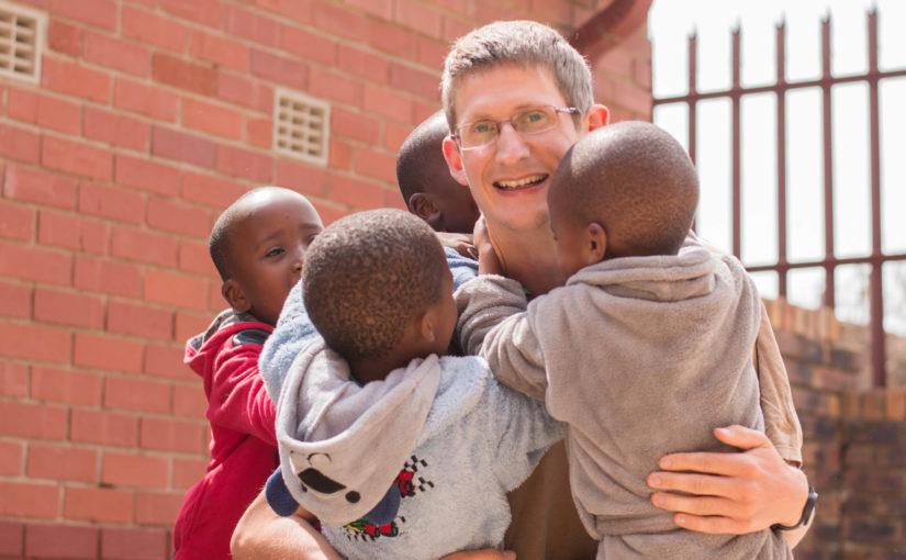 David en Afrique du Sud